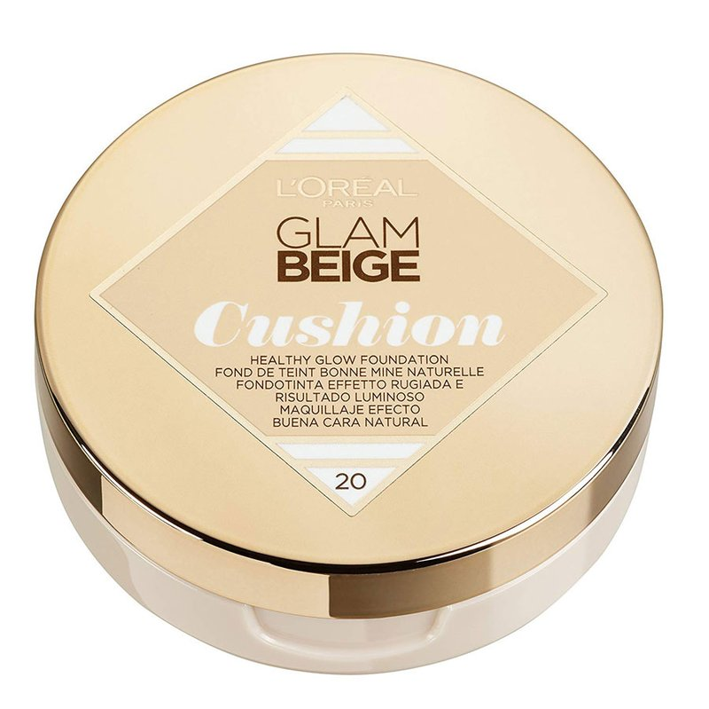 Fond de ten L'Oreal Paris Glam Beige Cushion,
